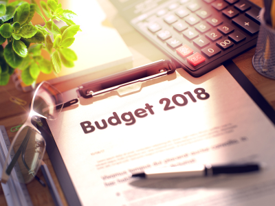 2018 Federal Budget Update - Business Advisor Perth