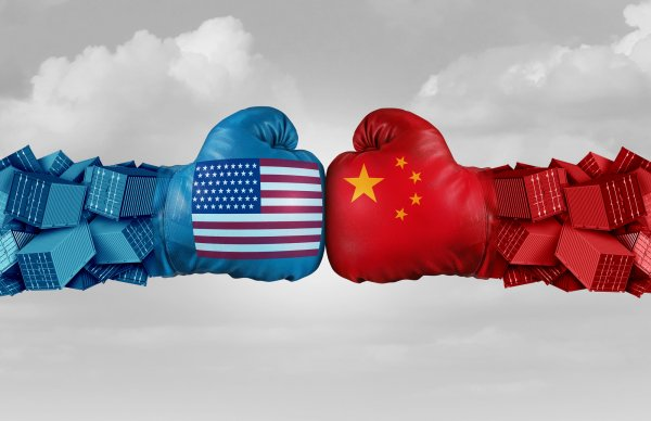 What does the China/US trade war mean to Australia?